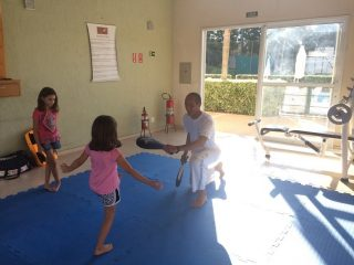 Aulas Taekwondo